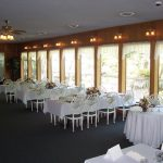 dining area for reception in nevada city ca